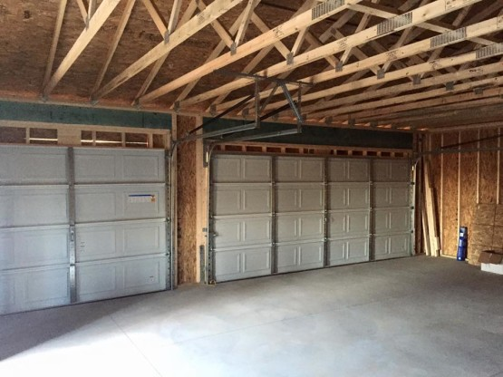 Tom's doors | NL&B Construction | call us at 218-390-4447
